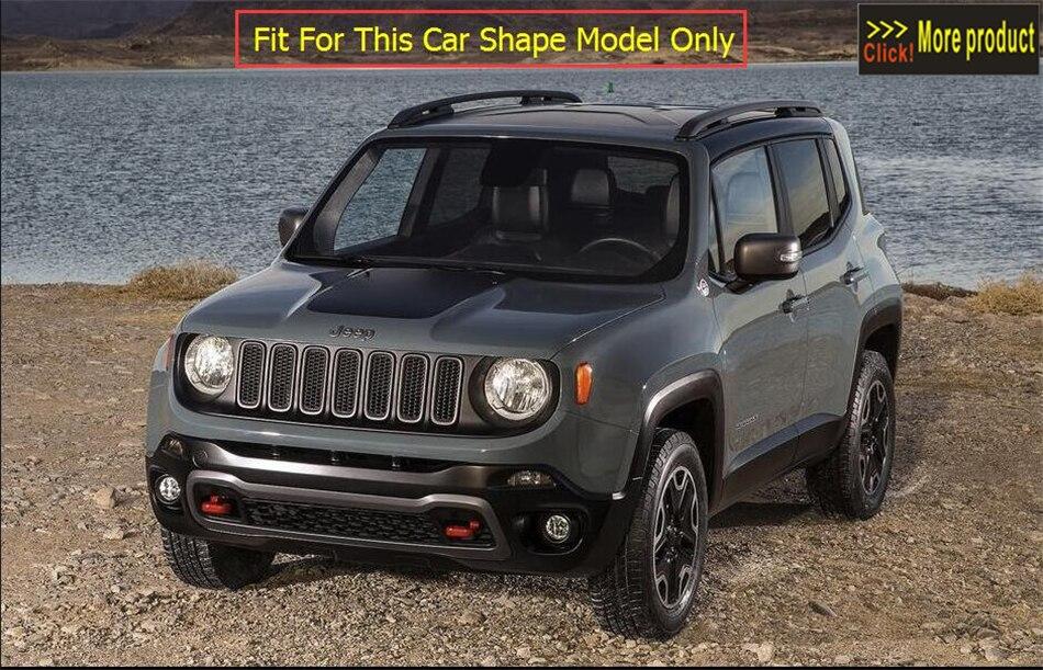 ツ)_/¯Nuevo estilo! 4 colores para la opción! Para jeep Renegade ...