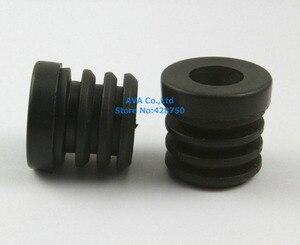 Image 4 - 20 Pieces M8 Thread Nut 25mm Round Plastic Insert Cap Tube End Cover Cap