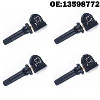 Car TPMS Sensor Tyre Tire Pressure Sensor 13598772 For Chevrolet Malibu for Cadillac CTS DTS