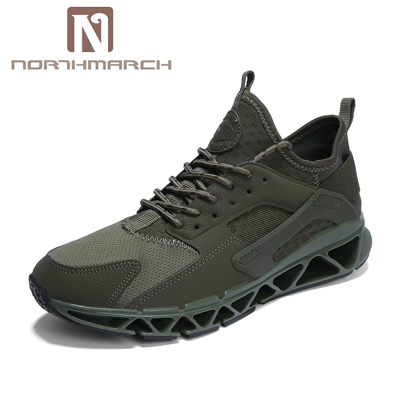NORTHMARCH Men Sneakers Luxury Brand Man Shoes Summer Breathable Mens Trainers Shoes Tenis Casual Zapatillas Hombre Deportiva цена