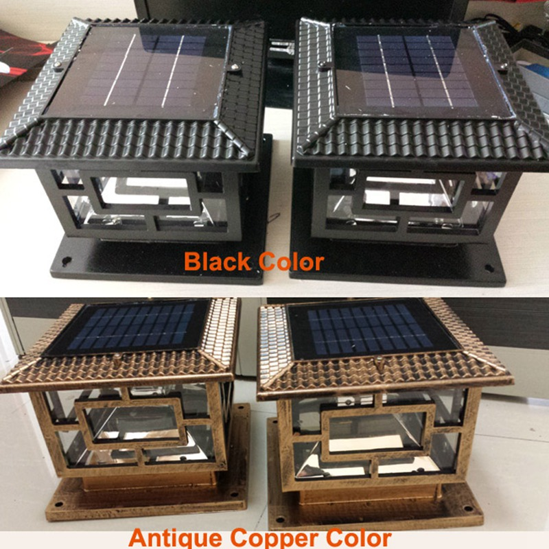High Quality solar garden light