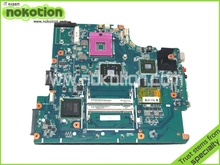 laptop motherboard for sony VGN-NS MBX-195 A1665245A 1P-0089J00-8010 intel PM45 ATI 216-0707007 DDR2