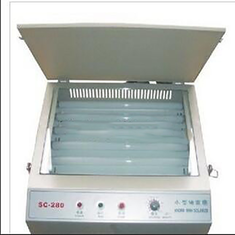 SC-280 UV Exposure Unit for Hot Foil Pad Printing PCB/resin version printing-down machine/PS edition print machine silk screen plate exposure unit with vacuum exposure unit price expsoure unti for sale page 3