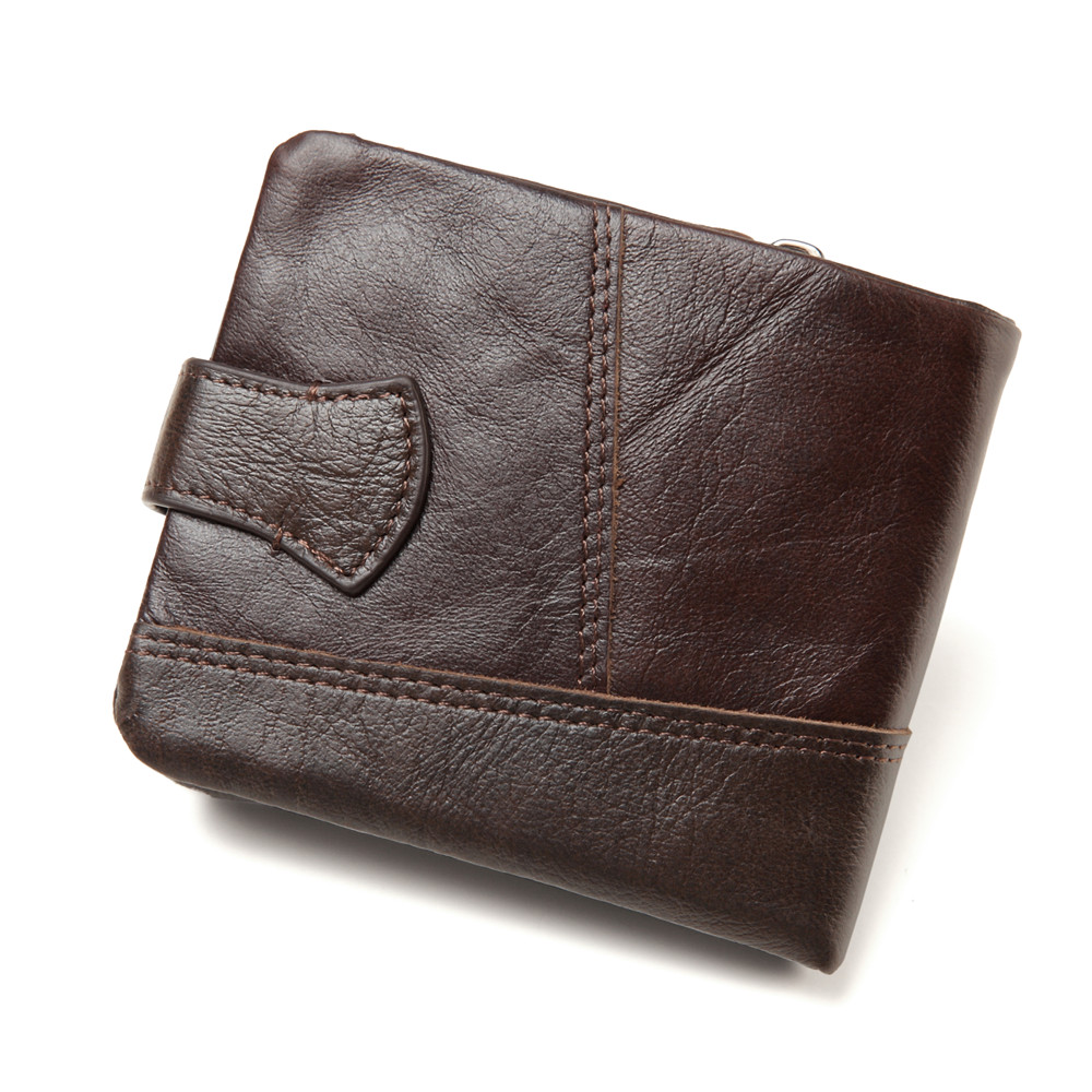 men wallet genuine leather coin bgas 2109 fashion leather men wallet hasp men purse genuine leather men wallet coin porcket