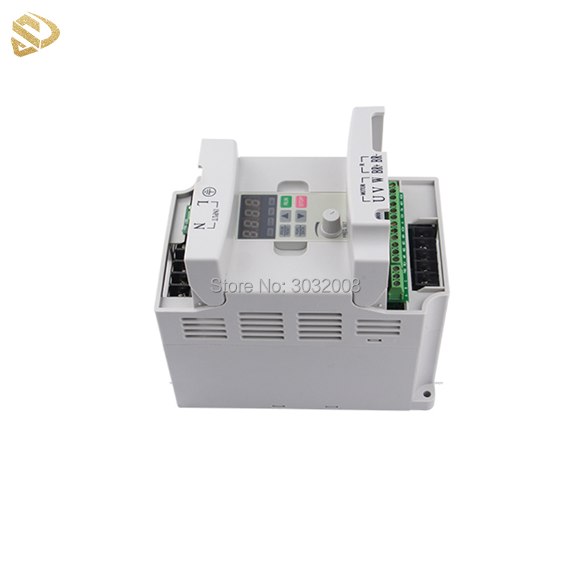 CNC VFD Variable-frequency Drive AC Drive Motor Control Device Frequency Conversion Technology And Microelectronics Technology