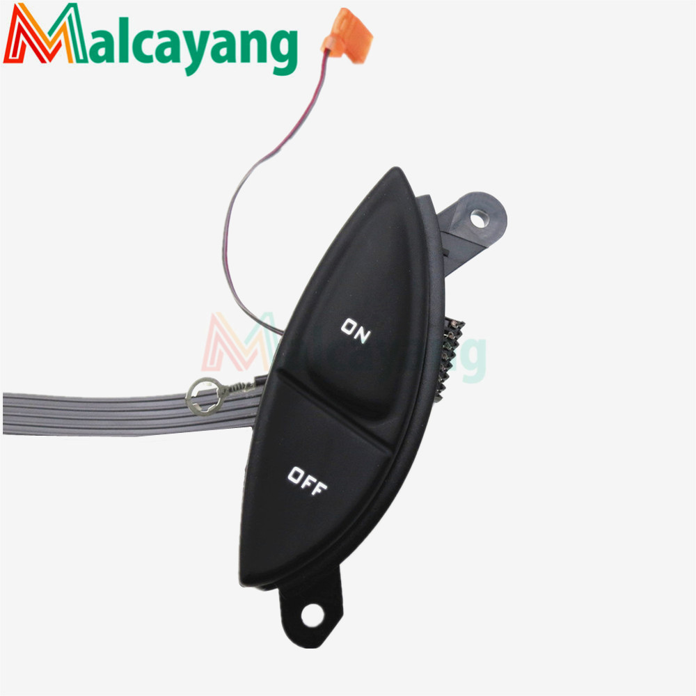 Steering Wheel Cruise Control Switch For Ford F150 Explorer F 150 Ranger F87z9c888bb In Car Switches Relays From Automobiles Motorcycles On