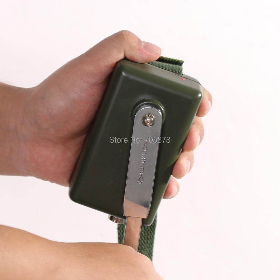 Ручной Кривошип генератор супер мощность Динамо USB зарядное устройство для телефона 30 Вт портативное наружное зарядное устройство - 4