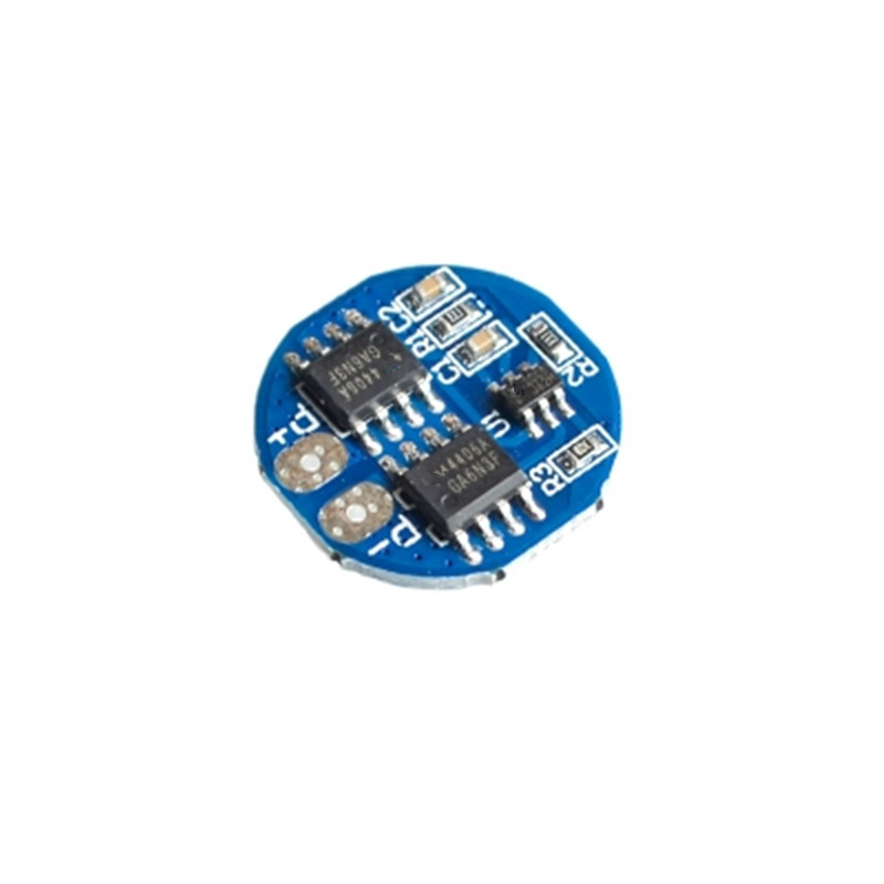 2S 5A Li-ion Lithium Battery 7.4v 8.4V 18650 Charger Protection Board bms pcm for li-ion lipo battery cell pack