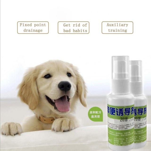 35ml Dog Toilet Training Spray Harmless Inducer Training