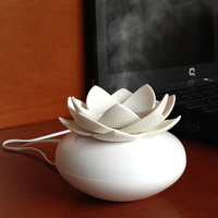Air Humidifier Usb Essential Oil Diffuser Ultrasonic Humidifier Aromatherapy Fragrance Air Purifier Mist Maker Home Baby