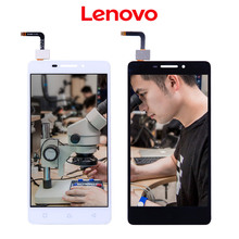 1280×720 Original Para Lenovo S90 LCD Display de Pantalla Táctil Digitalizador asamblea con El Marco Para Lenovo S90 Una Pantalla LCD S90-U S90-A