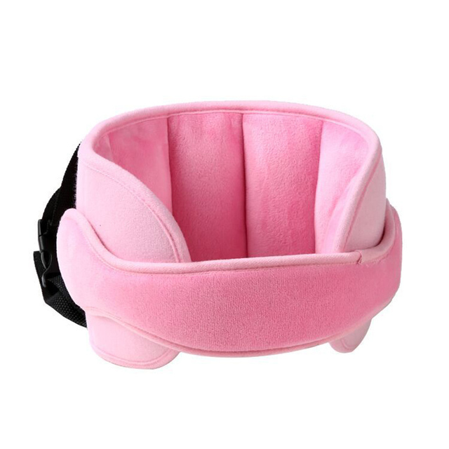 Safety Toddler Coddler Car Seat Head Support Pillow