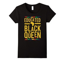 African American Educated Pride Dashiki Melanin T Shirt Short Sleeves T Shirts Mens T-Shirts Round Neck  Free shipping newest coffee printed round neck short sleeves t shirts