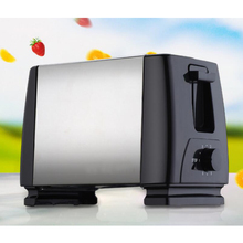 750W 220V 2 Slices Electric Toaster Bread Machine for Breakfast Household Bread Baking Wholesale