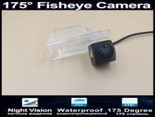 Car Reverse camera 175 Degree 1080P Parking Rear view Camera for Nissian X-Trail 2002 - 2012 Qashqai 2008 2010 2011