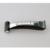 Kemei 2 em 1 aparador de barba cabelo máquina de cortar cabelo recarregável barbeador à prova d' água máquina de corte de cabelo navalha barba masculina bt-278