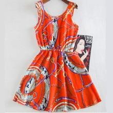 Casual Bohemian Beach Summer Dress Style