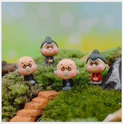Wholesale 50pcs old granny fairy garden gnome animals moss terrarium home desktop decor crafts bonsai doll.jpg 250x250