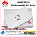 Совершенно Новая Оригинальная Разблокировать LTE FDD 150 Мбит HUAWEI E5573 4G Маршрутизатор С Сим Слот Для Карт И 4 Г LTE Wi-Fi Маршрутизатор