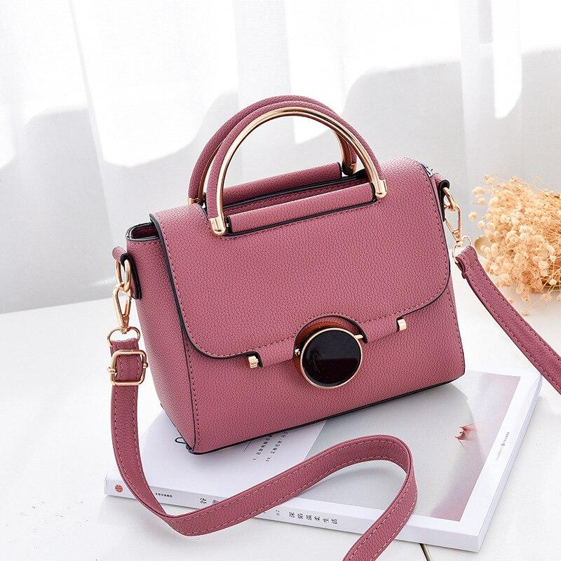 070418 newhotstacy women handbag female fashion shoulder bag