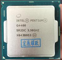 Intel Pentium Processor G4400 LGA1151 14 nanometers Dual Core 100% working properly PC computer Desktop Processor