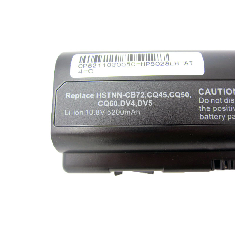 Image 5 - GZSM laptop Battery DV4 for HP  CQ50 CQ71  CQ70  CQ61 CQ60  CQ45  CQ41  CQ40 HSTNN CB0W HSTNN CB0X DV5 DV6 DV6T G50 G61  battery-in Laptop Batteries from Computer & Office