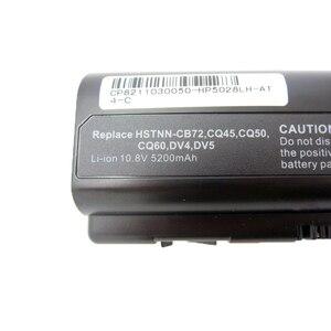 Image 5 - GZSM laptop Battery DV4 for HP  CQ50 CQ71  CQ70  CQ61 CQ60  CQ45  CQ41  CQ40 HSTNN CB0W HSTNN CB0X DV5 DV6 DV6T G50 G61  battery
