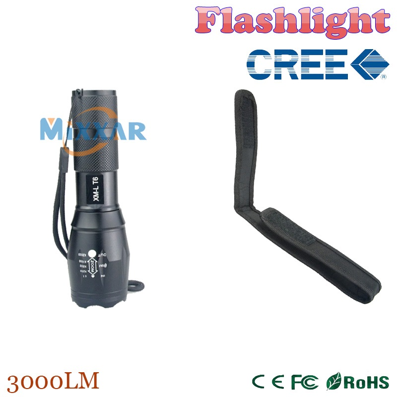 TO50 meteor shine value portable 3000LM High Power LED flashlight ...