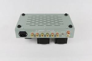 Image 5 - 2020 Promotion spéciale ICAIRN AUDIO bricolage 6N2 + FU19 Tube à vide Tube électronique casque Audio amplificateur 4W * 2 + 1W puissance casque