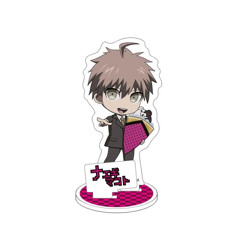 Anime Danganronpa V3 Display Stand Figure Model Plate Holder Japanese Cartoon Figure Acrylic Collection Jewelry Christmas Gift