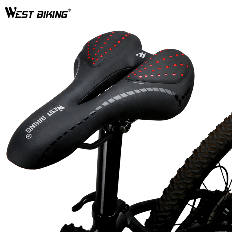 JAP US Bicycle Seat Cushion Pad  Web  Skid-proof Comfort Front Mat