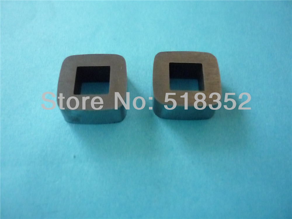100432997 Charmilles C001 (12x12x5)Upper And Lower Power Feed Contact In Tungsten Carbide For WEDM-LS Wire Cutting Machine Parts