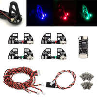 Remote Controlled Navigation LED Light for F450 F330 F550 S500 S550 Quadcopter Hexacopter Frame Drone RC