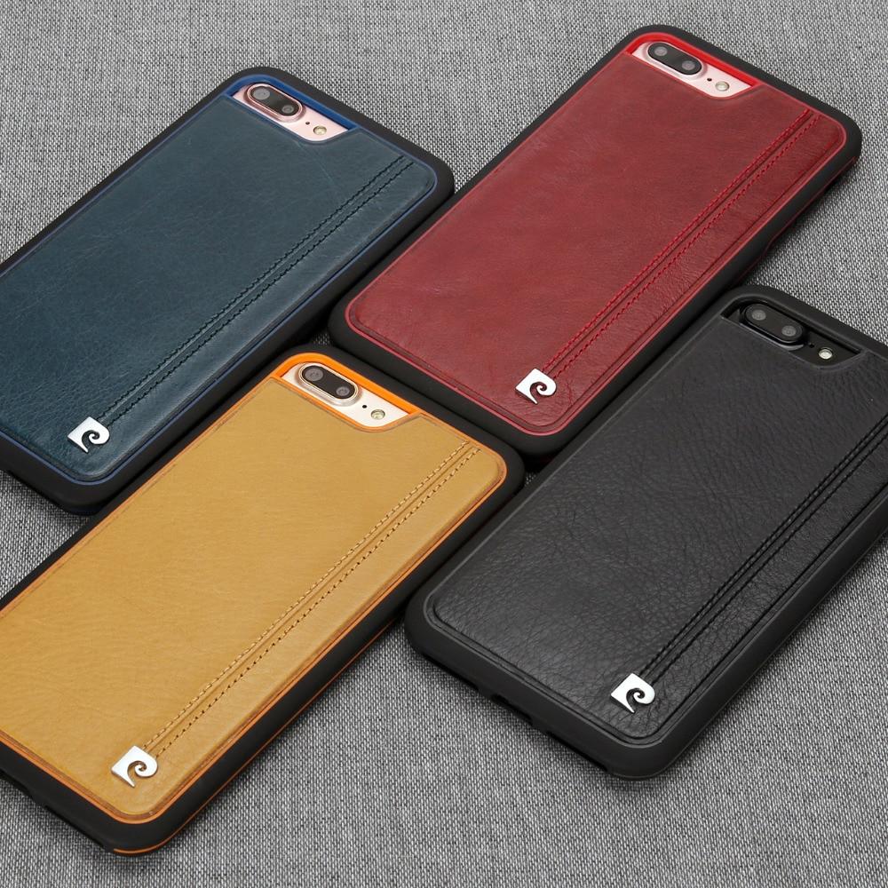 Apple iPhone 7 üçün 7 Plus telefon kassası üçün Pierre Cardin - Cib telefonu aksesuarları və hissələri - Fotoqrafiya 4