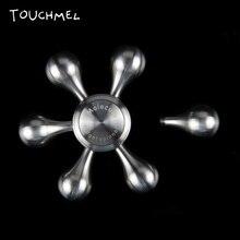 TOUCHMEL Fidget Spinner Toy Removable Hand Spinner Fidget Metal