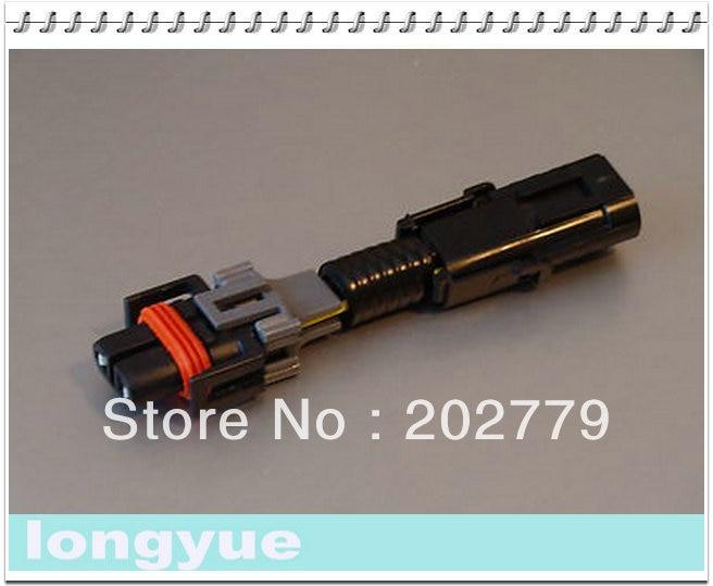 longyue 10 pcs TPI 700R4 Vehicle Speed Sensor VSS Adapter Wiring Harness 10cm wire
