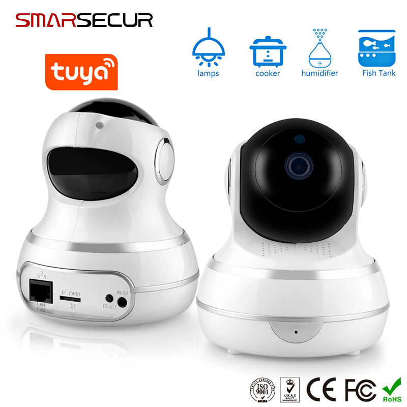Detail Feedback Questions about Tuya HD 1080P Home Security