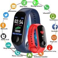 Kinderen Horloges Smart Stappenteller Kinderen LED Digitale Sport Horloge voor Jongens Meisjes Elektronische Siliconen Armband Polshorloge Mannen
