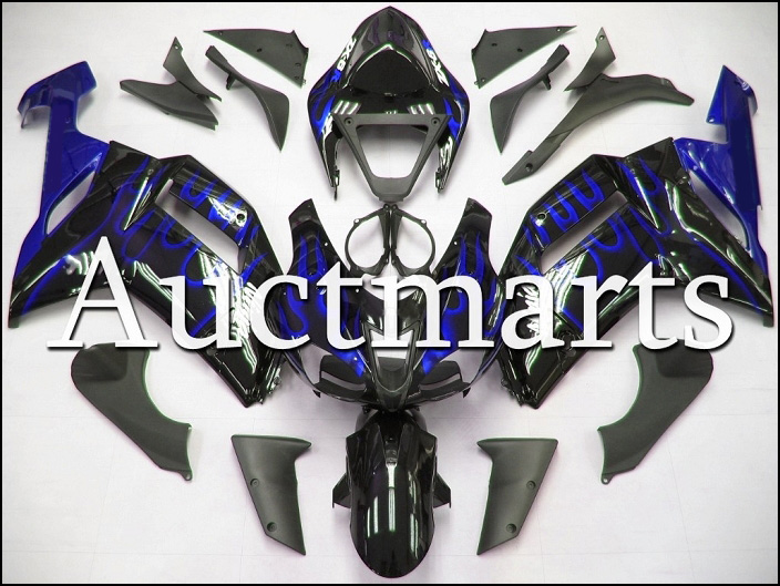 Fit for kawasaki ZX-6R 2007-2008 high quality ABS Plastic motorcycle Fairing Kit Bodywork ZX6R 07-08 ZX 6R CB17