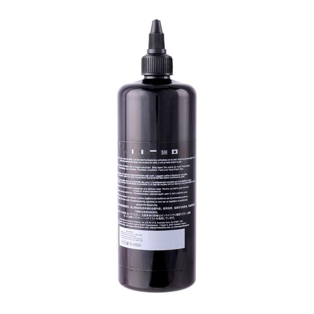 Grand Aqua  tattoo supplies Black Permanent Tattoo Ink 12 oz  pigment ink body paint(360ml) 1