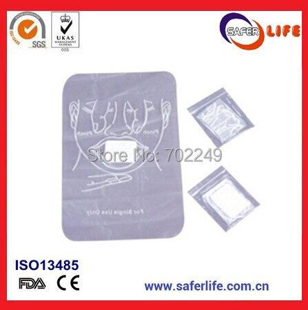 Первый AIS оптовая продажа CPR многоразовые щиты маска индивидуальный пакет pe Нетканые Ткань CPR Маски для век