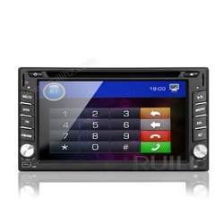 2013 Factory Hot Sell! 2 din Car DVD player universal  with GPS Navigation