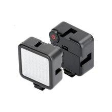 OSMO กระเป๋าชุดขยายไฟ LED เติมแสงแฟลชสำหรับ DJI OSMO กระเป๋า/Gopro/osmo action อุปกรณ์เสริม