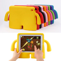 Cute Kids Thick EVA Foam 9 7 Inch Case For IPAD Air 2 Cover ShockProof Handle