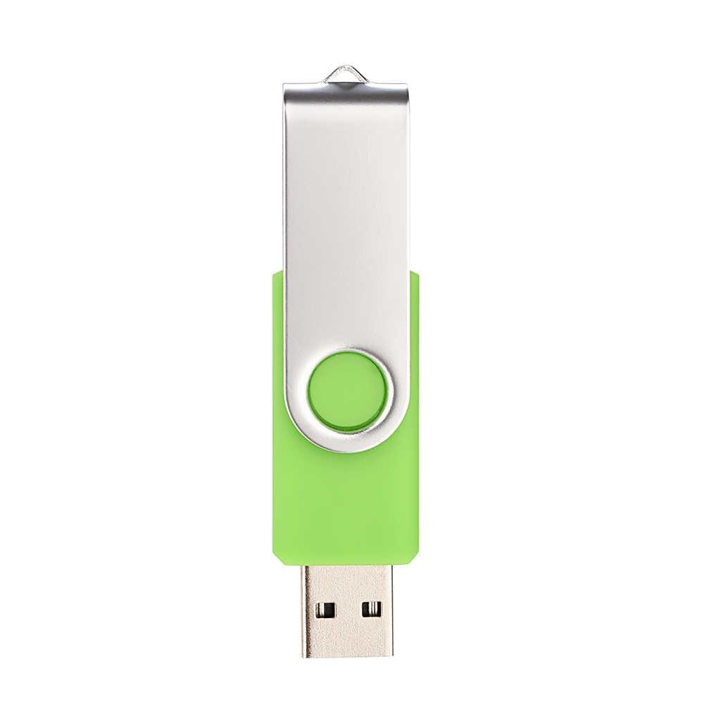 USB флеш-накопитель 128 Гб 64 ГБ 32 ГБ оперативной памяти, 16 Гб встроенной памяти, 8 ГБ 4 ГБ металлический флэш-накопитель флешки 2,0 флэш-память USB cle USB флеш-накопитель