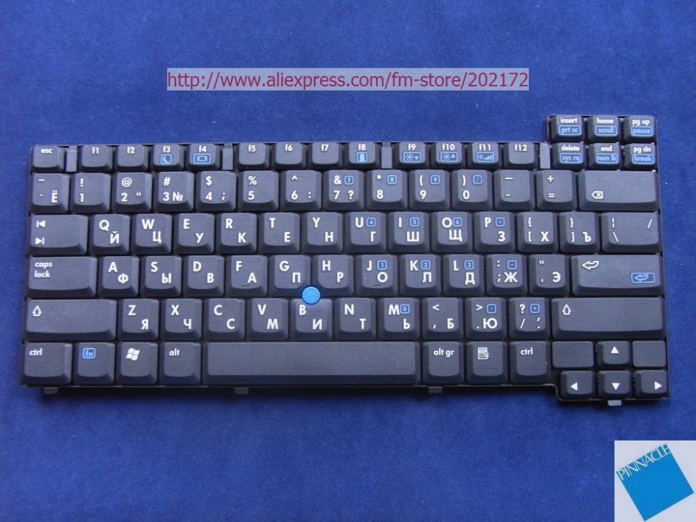 все цены на  Brand New Black Laptop Keyboard 378203-251  359087-251  For  HP Compaq NX8220  NC8230   (Russia) 100%  compatiable us  онлайн