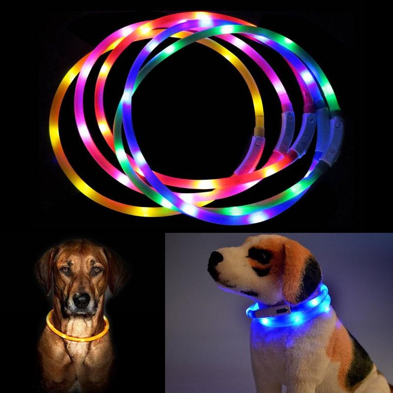 На этой странице мы рассказали (а точнее - показали:) вам как сделать светящиеся ошейники для собаки своими руками.