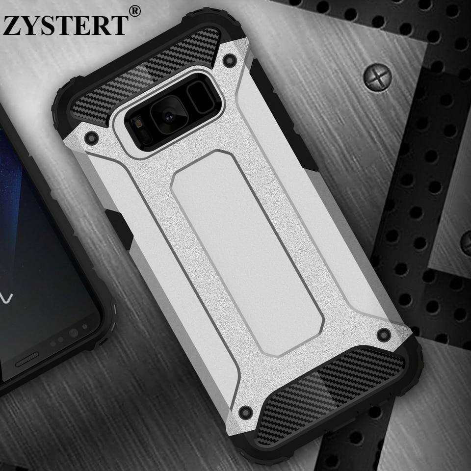 Pro Samsung Galaxy S8 Plus pouzdro Luxusní silikonový TPU + PC - Příslušenství a náhradní díly pro mobilní telefony