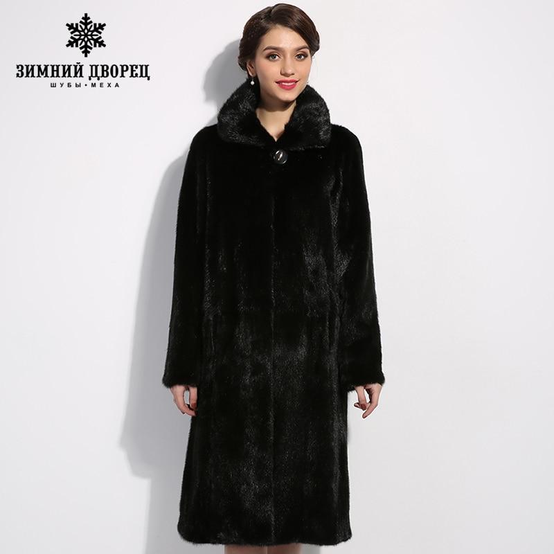 Nouveau style dames de mode mlnk manteaux, mlnk fourrure manteau de fourrure naturelle, mlnk brun manteau de fourrure, mlnk manteau de fourrure Livraison gratuite
