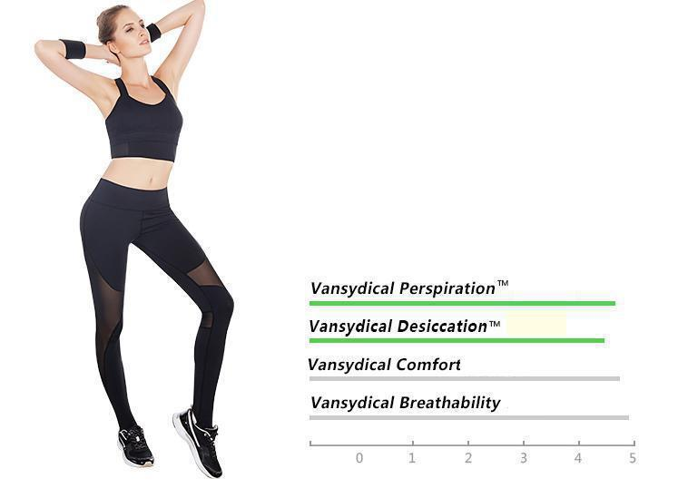 c9e1d9d16d Yoga Sports Leggings For Women Sports Tight Mesh Yoga Leggings ...